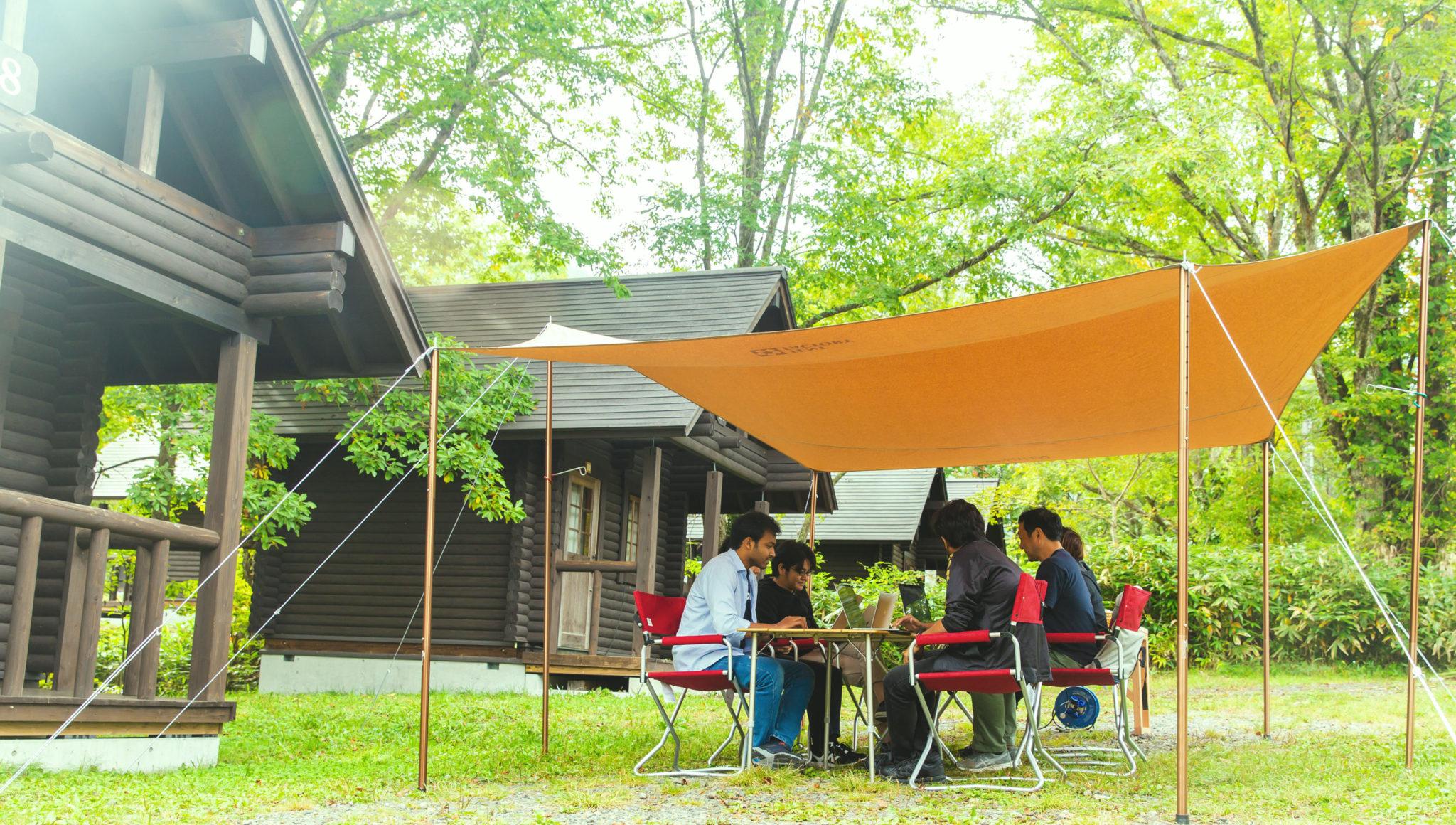 戸隠キャンプ場ワーケーションプラン|戸隠キャンプ場【公式】 | 長野市戸隠で歴史の地で楽しもう