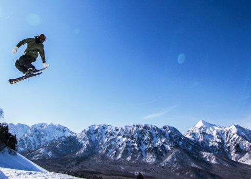 戸隠スキー場イメージ